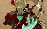《山海經》中的無頭巨人刑天,在非洲流傳著與其相似的無頭人傳說