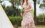 韓版一字領連衣裙,顯瘦顯氣質,你值得擁有!
