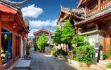 美麗的麗江古城,風景真的是很美