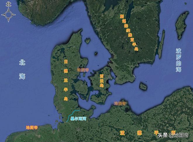 德國海岸線不算多,為何有一條世界級的運河?