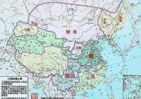 魏蜀吳真實控制的區域有多少?蜀國真的不容易!