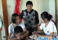 如東男孩視力缺陷被某小學拒收,志願者向鎮領導彙報後……