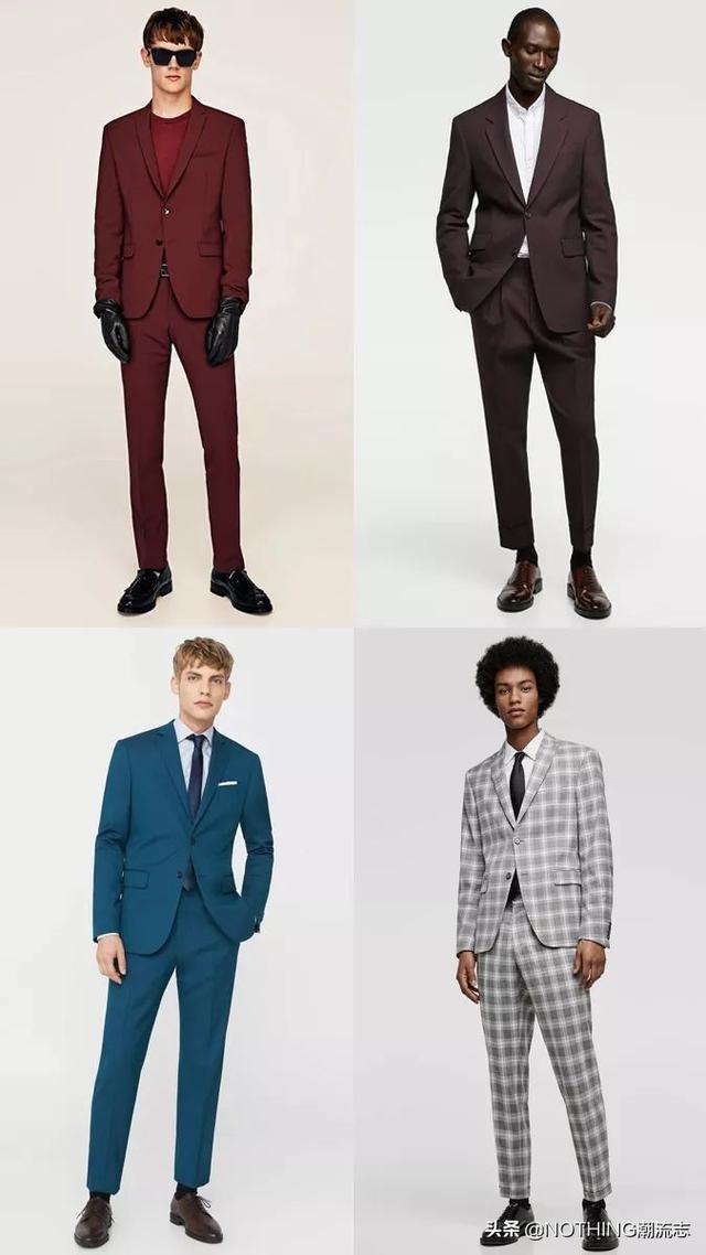 2019年8個男性時尚趨勢