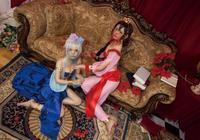 cosplay:VOCALOID 南北組天竺少女
