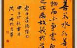 中書協女書法家沈一丹的字給人一少女的柔情和婦女的成熟,好書法