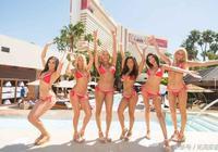 邁阿密的天體浴場,一絲不掛的尷尬!