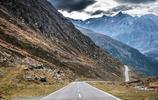 自然風光圖集:美麗壯觀的山丘河流高清風景圖片