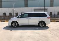2019款塞納LTD AWD 準備交車