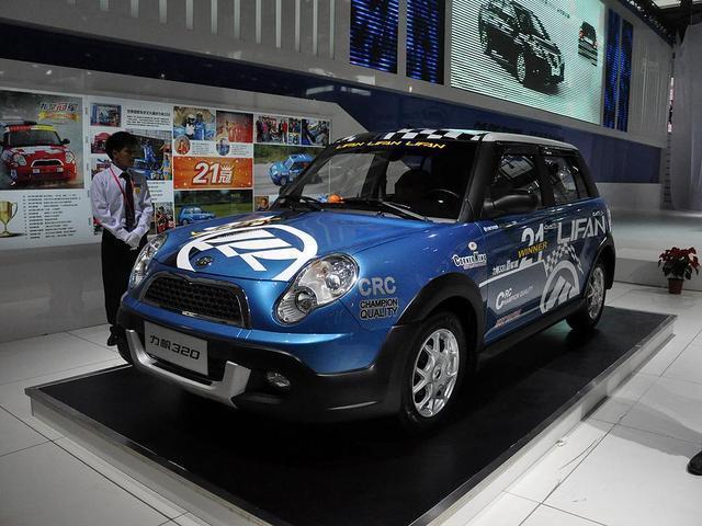 中國的鈴木——既能造汽車又能產摩托