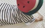 """今冬新出一種兒童帽叫:""""丟丟帽"""",款款惹人愛,天寒地凍咱不怕"""
