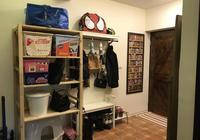 入住新家第一天,晒晒,宜家風裝修很有生活氣息,電視櫃最實用