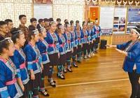 侗族大歌進課堂