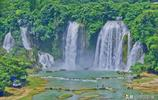 實拍亞洲最大跨國瀑布,成中越兩國國界線,歸春河最激情的表達