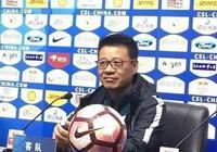 吳金貴承認上港實力比申花強,但表示會全力以赴打好足協盃決賽!