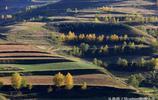 中秋佳節記得回家看看親人,也看看家鄉的風景—西寧市郊山村秋色