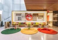 可口可樂辦公室設計