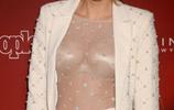 女星Francia Raisa出席活動,網友:這衣服容易讓人誤會!