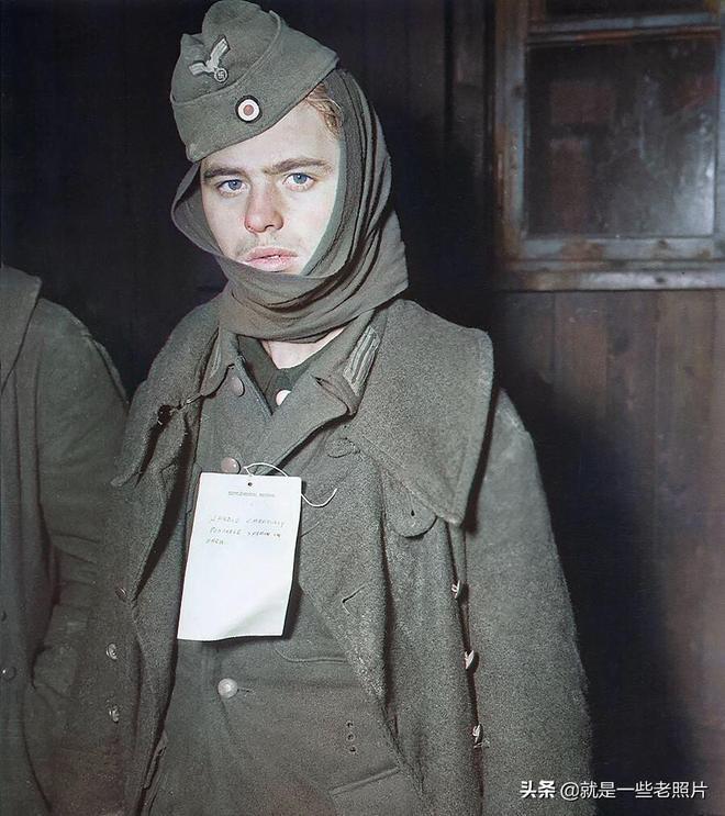 懲罰通敵的法國女人,丘吉爾過生日,一組珍貴的二戰彩色老照片