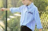 素顏女神王麗坤襯衫風格現身機場,美爆了,林更新佔大便宜了