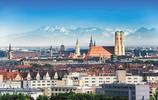 美麗的德國慕尼黑風景