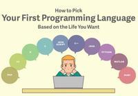 如何挑選你的第一門編程語言
