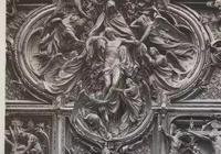 這精美絕倫的素描,讓人懷疑這是浮雕,立體感堪比浮雕啊