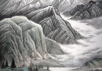 張建青:從猛虎連戰士到山水畫家