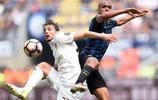 足球——意甲:AC米蘭平國際米蘭