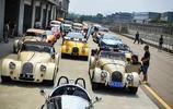中國老爺車第一人,有百輛老爺車 但不能開上路