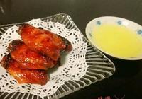檸檬叉燒雞翅
