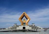 中國最富有的寺廟,斥資五十億修建金碧輝煌,有專門公司管理