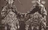 珍貴的19世紀清朝的老照片,風景優美,老百姓貧窮沒有希望