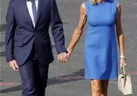 法國總統馬克龍比老師布麗吉特的愛情