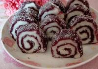 紫薯山藥年糕