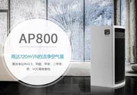 愛寶樂旗艦空氣淨化器AP800 持久淨化更徹底