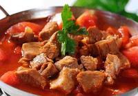 家裡做牛肉燉柿子沒有飯店的好吃?飯店大廚:原因是這幾個細節