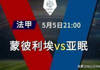 法甲比賽預測:蒙彼利埃vs亞眠 蒙彼利埃動力十足