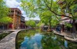 麗江這個古鎮沒有大研古城出名,本來就遊客少如今還收30塊門票