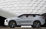 三菱在巴黎車展發佈 GT-PHEV 概念車