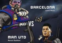 曼聯曾在客場擊敗C羅姆巴佩,球迷希望奇兵復出能夠淘汰梅西