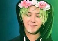 頭戴花環的韓國男星,權志龍樸炯植邊伯賢樸燦烈,秒變花仙子!