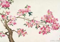 人面桃花相映紅:春日景中的人、物、情