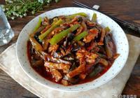 茄子不用過油又下飯的做法,看著就香,配米飯,我能吃2大碗