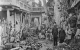 廣東老照片:民國期間潮州的古橋、古剎、古塔、醫院、學校與老街