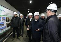 這些重大工程事關上海高質量發展高品質生活,李強實地調研