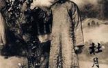 亂世梟雄杜月笙珍貴照片:年輕時風光無限,晚年窮困潦倒
