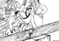 張木匠收徒,巧選夫婿的故事(源於民間傳奇)
