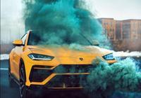 蘭博基尼首款SUV URUS視覺美圖