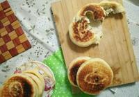 蔥油發麵餅的做法