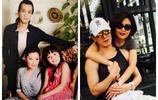 49歲李詠一家三口近照,暴瘦面容顯憔悴,妻子女兒美的讓人羨慕